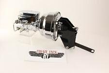 1966-71 Ford Fairlane,Torrino Chrome Power Brake Booster Conversion