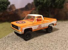 1979 Chevy K10 4x4 Truck Lifted 1/64 Diecast Custom M2 Squarebody 4WD Auto Zone