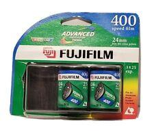 New ListingFujifilm Advanced 24 Mm Film Expired 2006 400 Iso (2 rolls) 25 Exposure Each