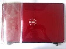 Nueva Dell Inspiron 17r N7010 17.3 Pulgadas Lcd Back Cover Tapa traseras de plástico caso rojo k74hc