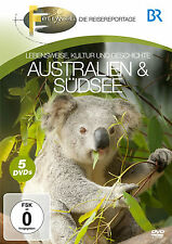 DVD Australien & Südsee von Br wanderlust 5DVDs the travel magazine with