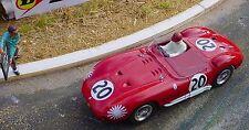 Probuild 1/32 ranura de coche RTR-Maserati 300s Moss/Schell #20 Sebring 2nd c1957 M/b
