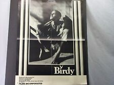 VINTAGE BIRDY STARRING: MATTHEW MODINE BLACK & WHITE MOVIE POSTER,1985 TRI-STAR