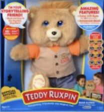 TEDDY RUXPIN 2017 Animated Bear Brand New Bluetooth.