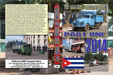 3009. Cuba. Trucks. Dec 2014. Part 1. Filmed Christmas 2014 onwards starting in
