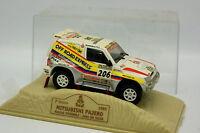 Norev Presse Dakar 1/43 - Mitsubishi Pajero 1998