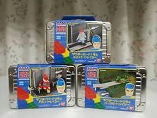 Thunderbird TB1 TB2  TB3  Mega Bloks  Bandai 2003  MISB  3 Boxes   Shipping Free