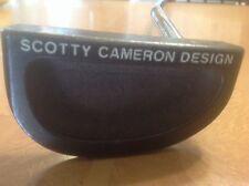 Tittleist Scotty Cameron circa 62 no. 5, original leather grip