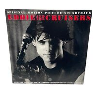 Eddie and the Cruisers Original Motion Picture Soundtrack Vinyl LP 1983 G