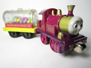 Thomas Train Take N Play LADY and JELLY BEAN TANKER  Diecast Learning Curve