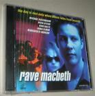 RAVERave MACBETH MICHAEL ROSENBAUM ORGINAL VCD MOVIE DELETED TITLE hard to find