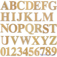 Kaisercraft wooden LETTERS & NUMBERS medium 60mm Large 90mm A-Z 0-9 available