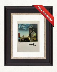 Salvador Dali Original Print Hand Signed with Certificate of Authenticity. MI2