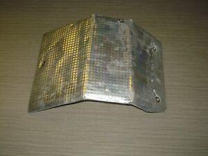 Lamborghini Gallardo Hitzeschutz Öl Tank Oil 400115339A protection cover shield