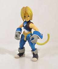 "2000 Tribal Zidane w/ Tail 3.5"" Square Enix Action Figure Final Fantasy IX 9"