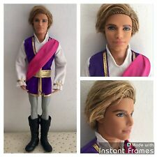 Ken Mattel Prince Siegfried ( Rêve de danseuse étoile Barbie in the Pink Shoes )