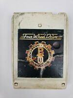 BACHMAN TURNER OVERDRIVE BTO  Four Wheel Drive  8 Track tape