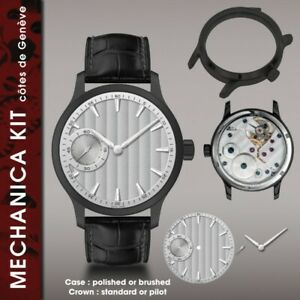 Model 6 Kits case dial and hands for movement 6497-1