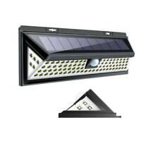 120LED Solar Powered Lights Wireless Motion Sensor Outdoor Wall Yard Garden Lamp