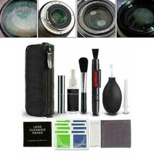 18pcs/Set Professional DSLR Lens Camera Cleaning Kit H8M4 For Canon/Nikon X9G5