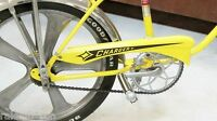 New Black Iverson CHARGER DECAL STICKER for Banana Muscle Bike Bicycle