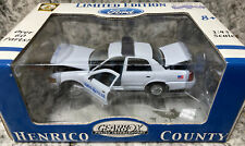 NEW Gearbox 1:43 Henrico County VA Police Interceptor Ford Crown Victoria Car