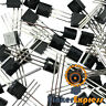 100pcs Bulk 2N2222 2N2222A PN2222A NPN Transistor TO-92 USA - TinkerExpress