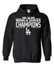 Los Angles Dodgers LA 2020 World Series Champions Hoodie - S-5XL