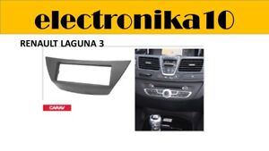 urgente -Marco Soporte auto-radio Renault Laguna III 3 2008> radio embellecedor
