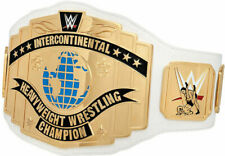 WWE Intercontinental Heavyweight Wrestling Championship Belt.