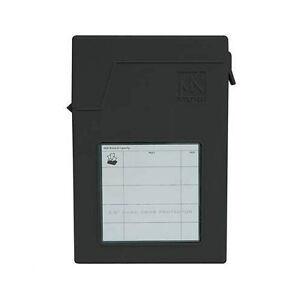 ZIPO ZIO-P010-BK 3.5inch HDD Protection Storage Case (Black)