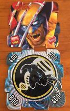 Rare 2005 Marvel Avengers Heroes Tazos No-07