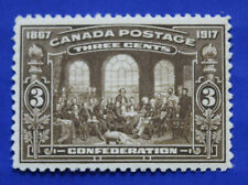 CANADA  (#135) 1917 Canadian Confederation 50th Anniversary MNH single