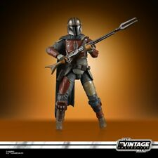 Mandalorian Disney+ Bounty Hunter Figure 2020 Vintage Collection Star Wars LOOSE