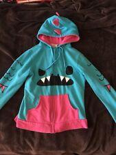Dinosaur Jacket, Pink And Blue, Kawaii, Pastel Goth, Funny, Hot Topic