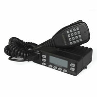 Neuf! SainSonic VV-898E 199CH U/V 136-174/400-480MHz Dual Band Car Transceiver