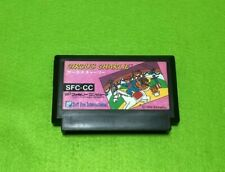 Game Circus Charlie Famicom FC Nintendo Konami Tested Working Cleaned Japan