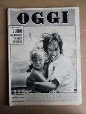 OGGI n°33 1959 Antonella Lualdi - Uomo che conosce i segreti di DONGO [G749]