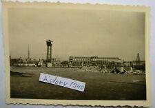 Foto mit Flugplatz ??? in Spanien bei der Zeit Legion Condor.(12)