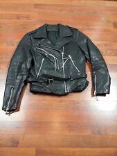 Harley Davidson Hein Gericke Women's Leather Jacket 36 Electra Glide