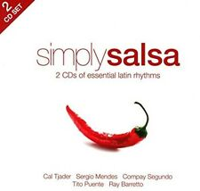 Simply Salsa (New Deluxe) - 2 DISC SET - Simply Salsa (New Delux (2016, CD NEUF)