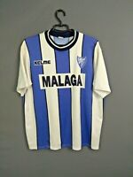 Malaga Spain Jersey Home L Shirt Camiseta Mens Football Soccer Trikot Kelme ig93