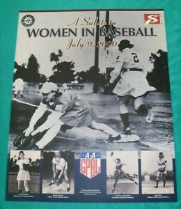 All American Girls Professional Baseball League Poster - AAGPBL Look!!