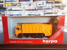 Herpa Fahrzeugmarke MAN Auto-& Verkehrsmodelle mit Nutzfahrzeug