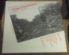 MARC RIBOT Songs Of Resistance: 1942-2018 2xLP SEALED Tom Waits Steve Earle Anti