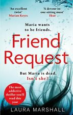 Friend Request: The most addictive psychological thriller you'll read this year,