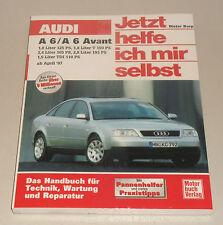 Reparaturanleitung Audi A6 C5 Limousine + Avant, Baujahre 1997 - 2005
