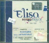 Elisa - Soundtrack '96 - '06 (Gli Ostacoli Del Cuore Ocn Ligabue) Cd Eccellente