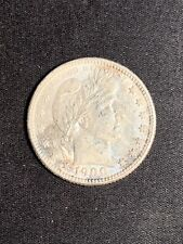 1900-O New Orleans Mint Silver Barber Quarter