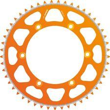 Apico Trasero Piñón EVOLITE KTM SX65 98-16 50T Naranja